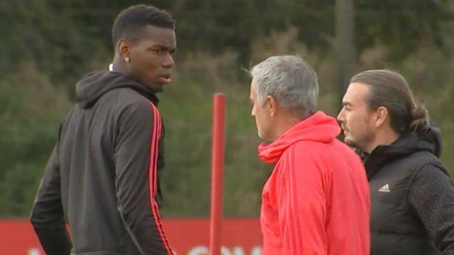 Mourinho & Pogba tiếp tục câu chuyện dậy sóng