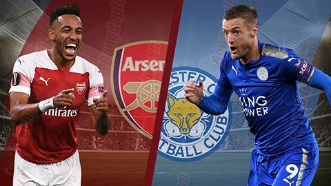 Nhận định Arsenal vs Leicester City 02h00 ngày 23/10 : Ngoại Hạng Anh