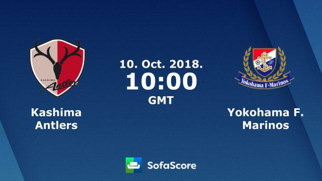 Nhận định Kashima Antlers vs Yokohama Marinos, 17h00 ngày 10/10: Cúp LĐ Nhật Bản