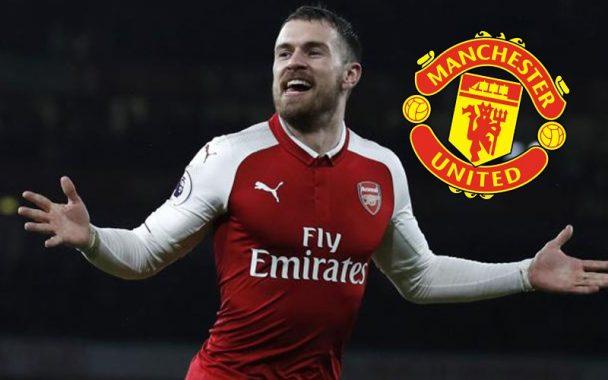Tin bóng đá sáng 16-10: Ramsey khiến M.U, Chelsea điêu đứng