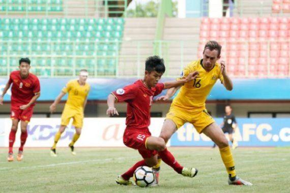 U19 Việt Nam – U19 Australia: Những nỗ lực đáng khen ngợi của U19 Việt Nam