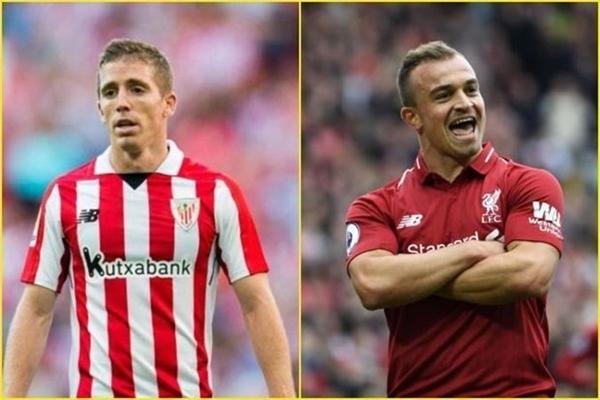 Liverpool sẽ đẩy Shaqiri đến Betis và chiêu mộ Muniain?
