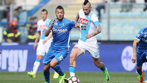 Nhận định Napoli vs Empoli, 02h30 ngày 03/11: VĐQG Italia
