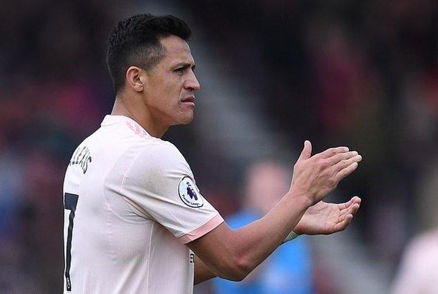 Sanchez sẽ rời MU để đến Real.