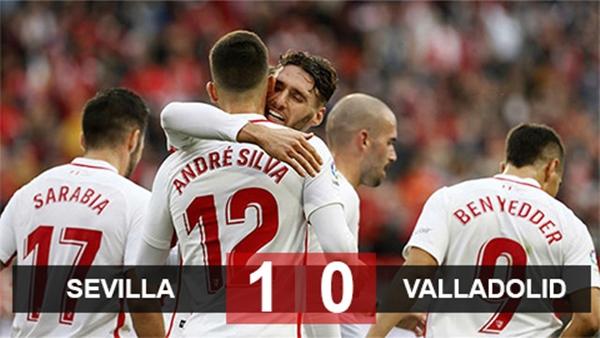 Sevilla thăng hoa, chiếm ngôi đầu của Barca