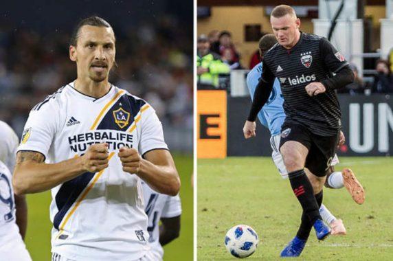 Tin bóng đá quốc tế 1/11: Rooney, Ibrahimovic lọt đề cử MVP ở MLS 2018