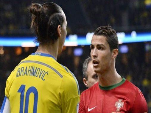 Ibrahimovic: Ronaldo đến Juventus là vớ vẩn
