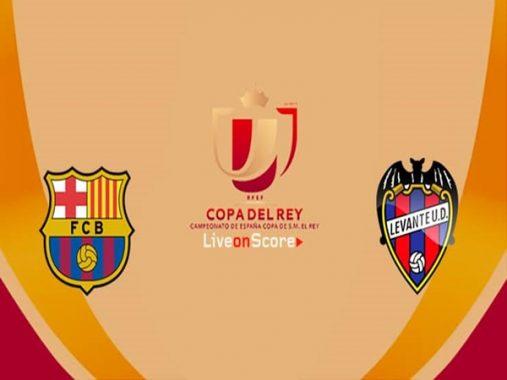 Nhận định Barcelona vs Levante, 03h30 ngày 18/01: Phong độ đang cao