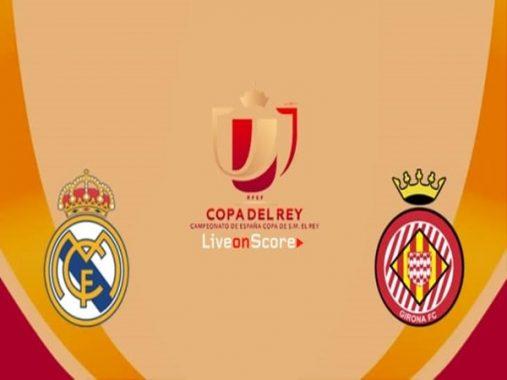 Nhận định Real Madrid vs Girona, 03h30 ngày 25/1: Thắng lợi dễ dàng