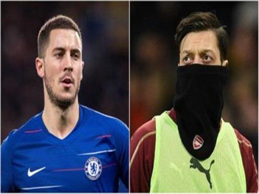 Hazard và Ozil sẽ rời Ngoại hạng Anh, Barca tiếp tục chi tiêu