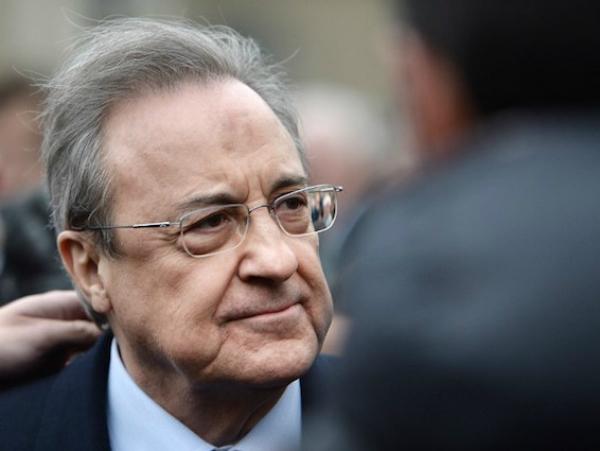 CĐV Real Madrid kêu gọi chủ tịch Perez từ chức