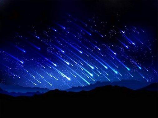 Chiêm bao thấy sao băng và những con số đề liên quan