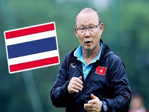 Ông Park từng bị CLB Thái Lan từ chối