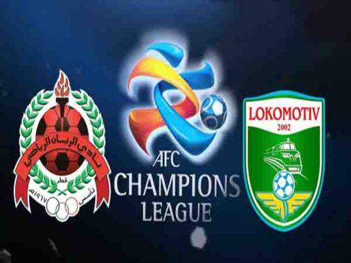 Nhận định Lokomotiv Tashkent vs Al Rayyan 21h00 ngày 21/5