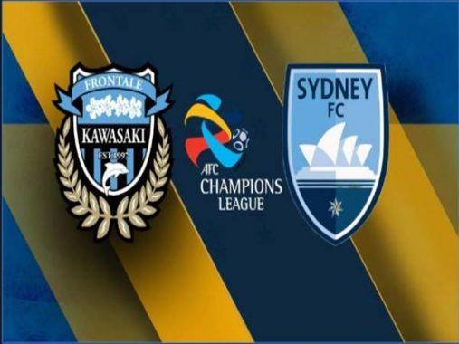Nhận định Sydney FC vs Kawasaki Frontale 17h00, 21/05
