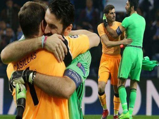 Tin chuyển nhượng: Buffon được mời sang Porto thay Casillas