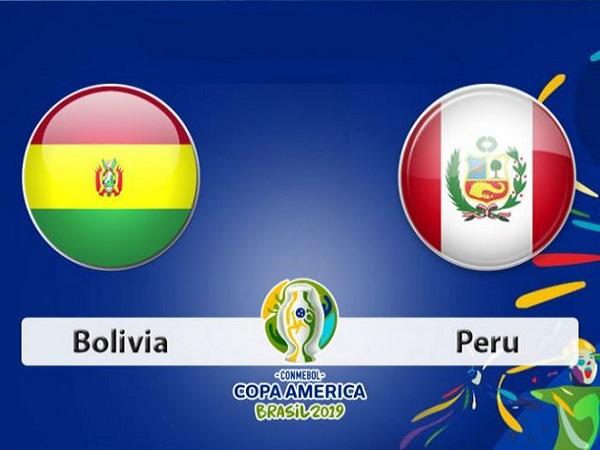 Soi kèo Bolivia vs Peru, 4h30 ngày 19/06