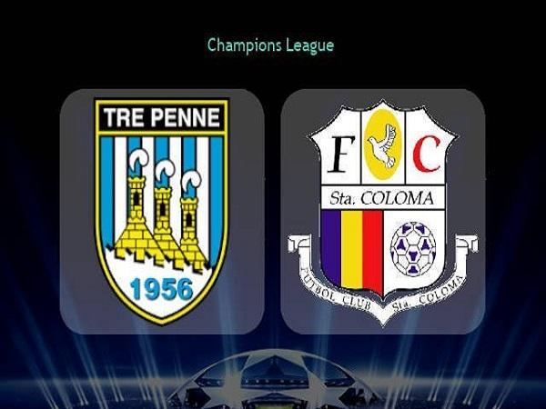 Dự đoán Tre Penne vs Santa Coloma, 20h00 ngày 25/06