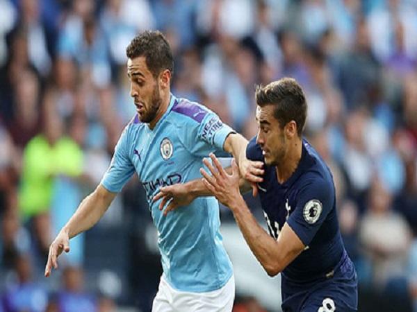 Điềm lành cho Man City ở trận hòa Tottenham