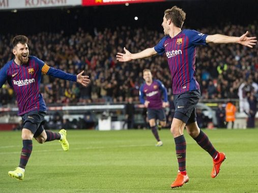5 điểm nhấn Barcelona 2-1 Villarreal