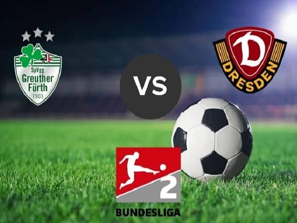 Nhận định Greuther Furth vs Dynamo Dresden 23h30, 18/10 (Hạng 2 Đức)