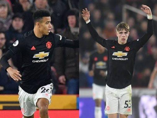 Cặp đôi giúp Manchester United thoát khỏi trận thua trước Sheffield