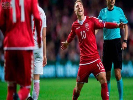 Nhận định tỷ lệ trận Đan Mạch vs Gibraltar (2h45 ngày 16/11)