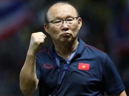 Thầy Park sáng giá đoạt giải vị trí HLV số 1 Đông Nam Á