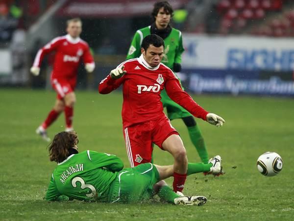 Nhận định FC Krasnodar vs FC Tambov 23h30 ngày 2/12