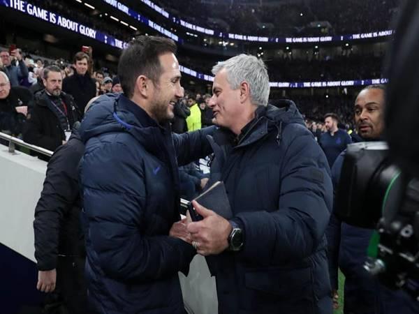 Mourinho tin rằng Lampard vẫn chưa tạo được nét riêng.