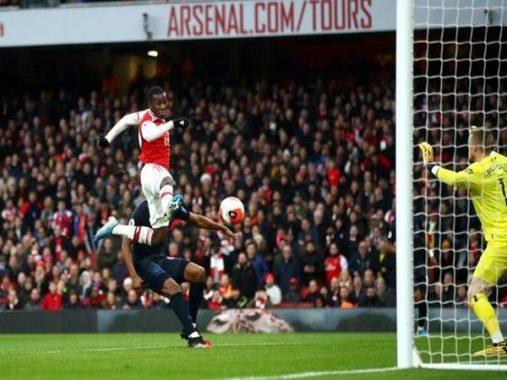 Pháo thủ Arsenal đang sở hữu cho mình 2 viên ngọc quý giá