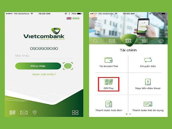 Hướng dẫn sử dụng Internet Banking Vietcombank