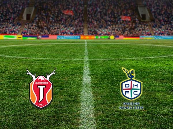 Nhận định Jeju United vs Daejeon Hana Citizen, 14h00 ngày 23/5