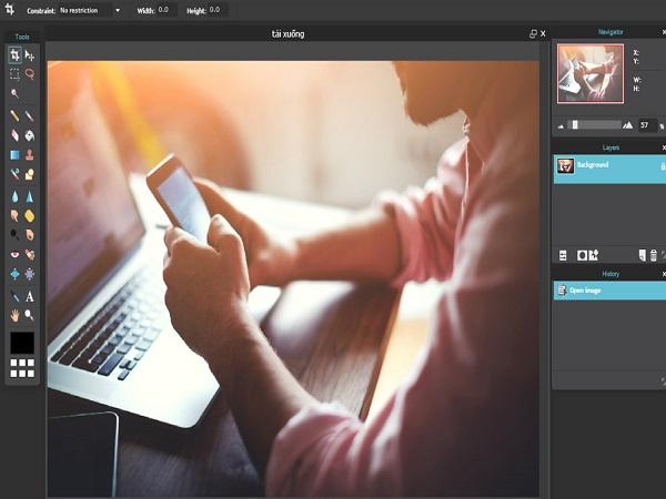 Các phần mềm chỉnh sửa ảnh online tốt nhất hiện nay