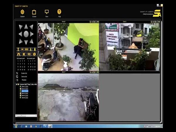 Top phần mềm xem camera trên máy tính