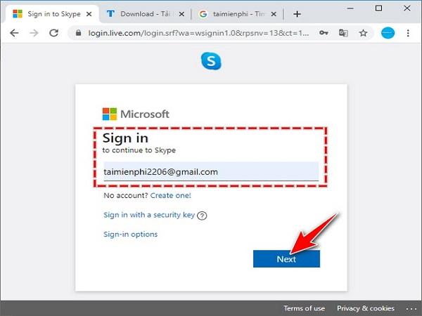Hướng dẫn đổi mật khẩu skype đơn giản nhất