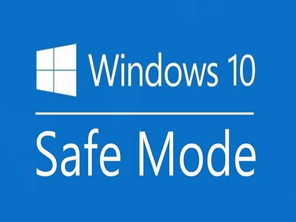 Cách vào safe mode win 10 khi khởi động