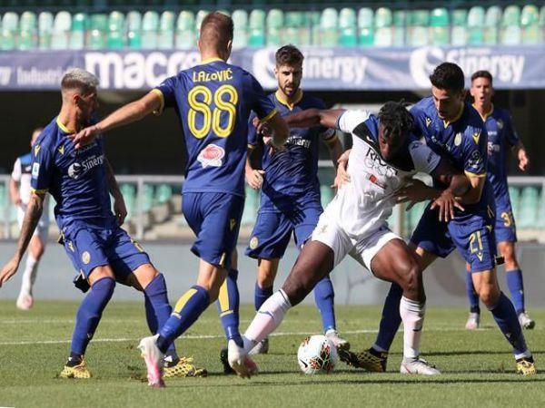 Bị Verona cầm chân, Atalanta tạo cơ hội vô địch sớm cho Juve