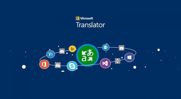 Phần mềmtừ điểntiếng Anh – Microsoft Translator