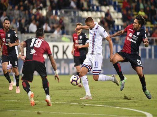 Nhận định kèo tài xỉu Sampdoria vs Cagliari (00h30 ngày 16/7)