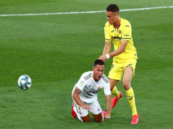 Hazard trải qua mùa giải tệ nhất sự nghiệp ở Real