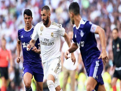 Nhận định trận đấu Real Madrid vs Valladolid (2h30 ngày 1/10)