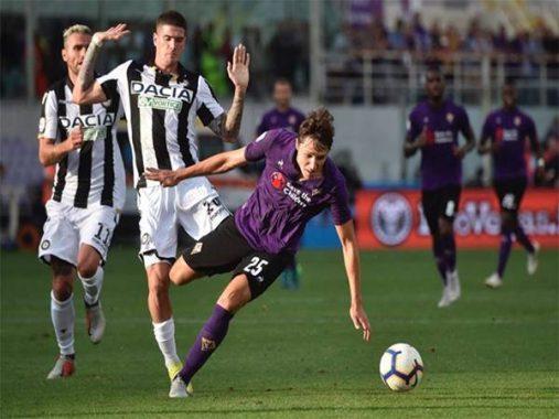 Nhận định bóng đá Udinese vs Fiorentina (23h30 ngày 25/11)