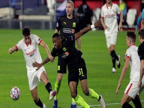 Nhận định Krasnodar vs Sevilla, 0h55 ngày 25/11