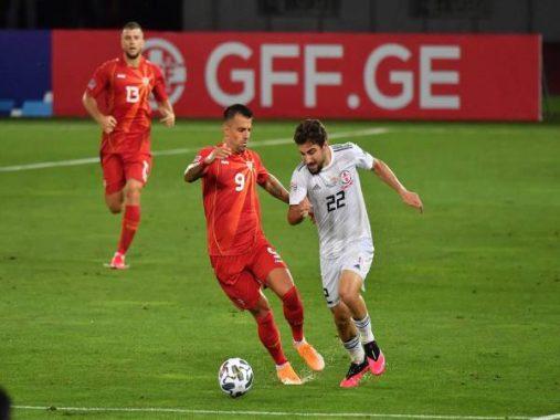 Tin bóng đá QT trưa 13/11: Bắc Macedonia giành vé tham dự Euro 2021