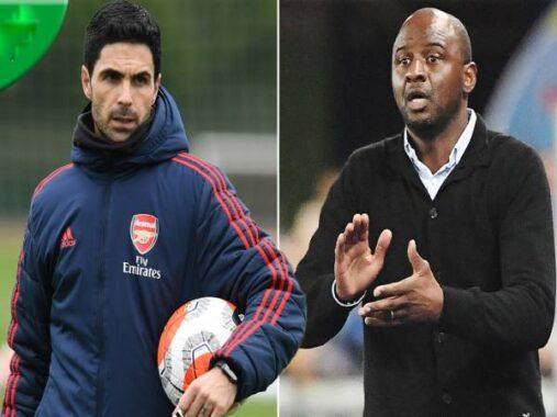 Bóng đá QT chiều 19/12: 'Arsenal cần Vieira chứ không phải Arteta'
