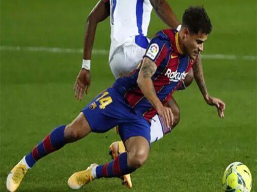 Tin bóng đá sáng 1/1: Barca 'mừng thầm' khi Coutinho chấn thương nặng