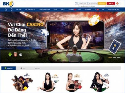 Trải nghiệm sân chơi game cá cược trực tuyến nhận thưởng siêu khủng