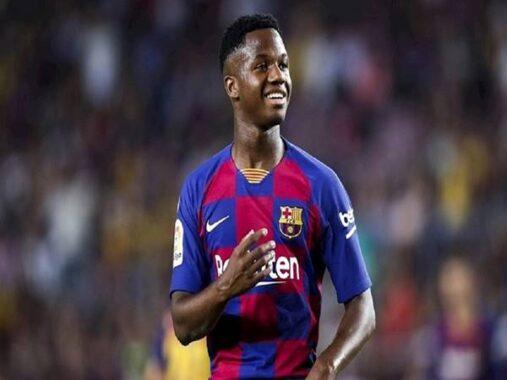 Tìm hiểu về cầu thủ bóng đá người Tây Ban Nha - Ansu Fati