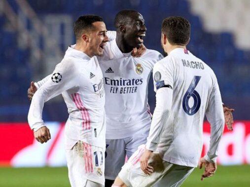 Nhận định tỷ lệ Real Madrid vs Atalanta, 03h00 ngày 17/03 – Cup C1